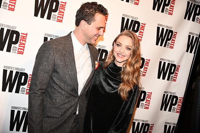 Аманда Сейфрид и Томас Садоски посетили благотворительный гала-вечер в Нью-Йорке