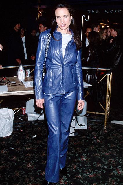 Энди Макдауэлл, 1999 год
