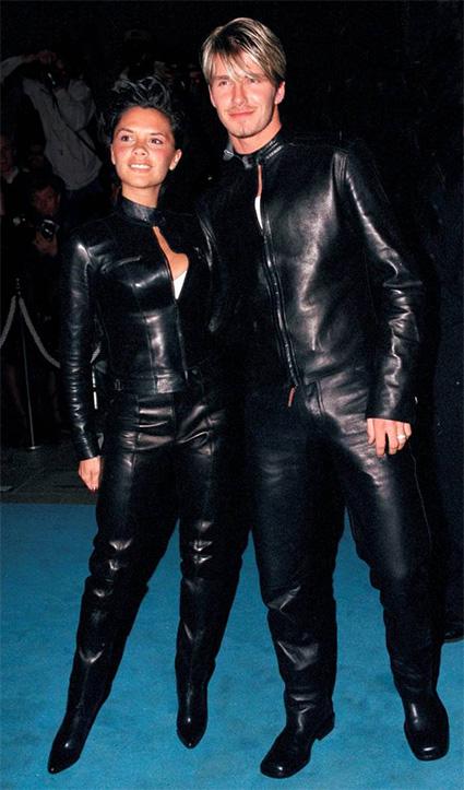 Дэвид и Виктория Бекхэм, 1999 год