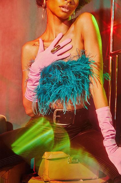 Бьюти-дайджест: от вибратора в виде кольца до pop-up-станции Yves Saint Laurent
