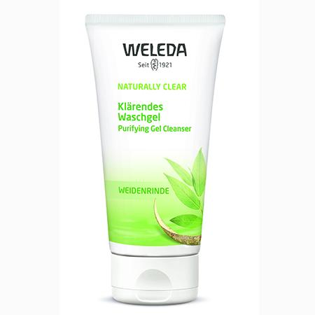 Wanted: серия средств для жирной и комбинированной кожи, Weleda