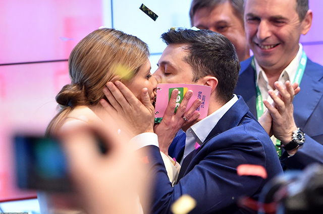 Жена Владимира Зеленского Елена о новой роли первой леди Украины: «Мне страшно»