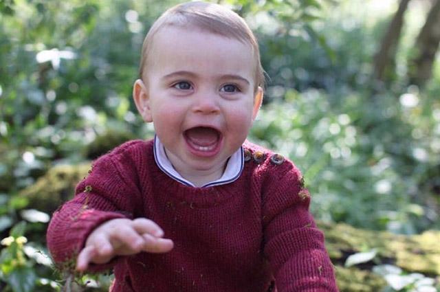 День рождения принца Луи: все о младшем сыне Кейт Миддлтон и принца Уильяма