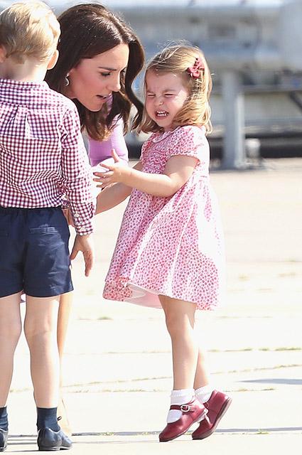 Принцесса Шарлотта: как и когда дочь Кейт Миддлтон и принца Уильяма оказывалась в центре внимания