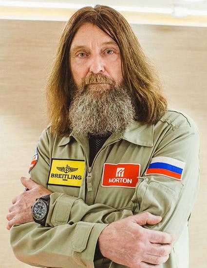 Человек-легенда: 13 вопросов о Федоре Конюхове, которые всех интересуют