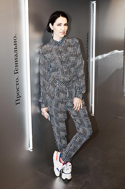 Елена Лядова, Татьяна Геворкян и другие звезды на модной вечеринке в Москве
