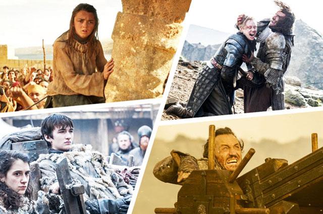 «Игра престолов»: главные герои о сценах в сериале, которыми они гордятся