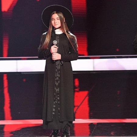 Дочь Алсу Микелла Абрамова стала победительницей шоу