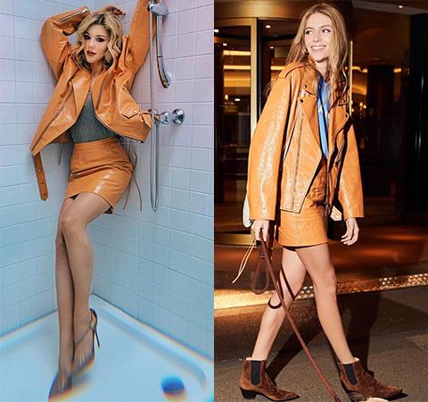 Модная битва: Юлианна Караулова против Ясмины Муратович