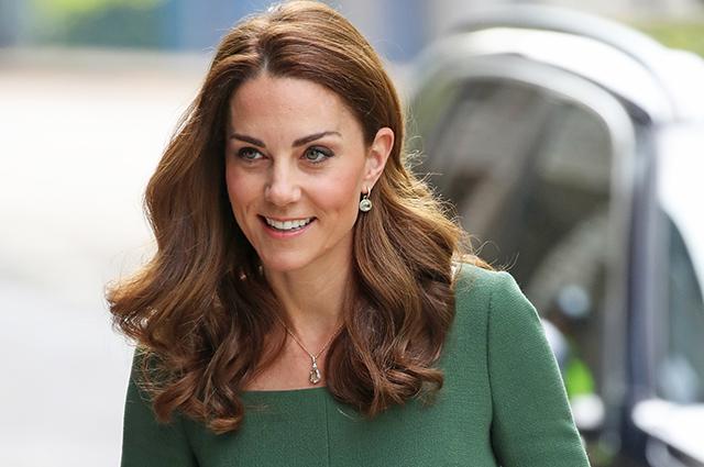 Кейт Миддлтон открыла Центр передового опыта в Лондоне