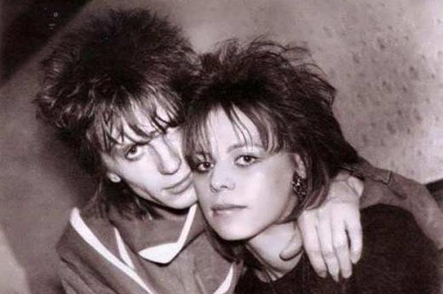Виктор и Ирина Салтыковы