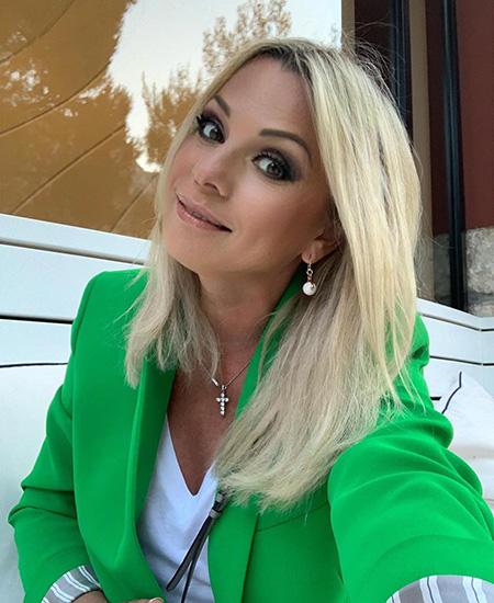 Ирина Салтыкова: почему она была так популярна в 90-е и что делает сейчас