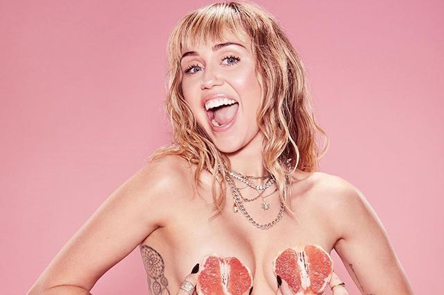 Майли Сайрус объявила о сотрудничестве с Marc Jacobs и поделилась кадрами из новой фотосессии