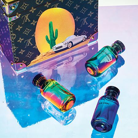 Wanted: трио унисекс-ароматов от Louis Vuitton