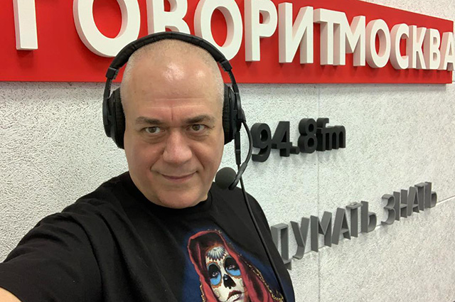 Умер журналист Сергей Доренко