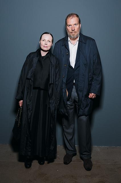 Дарья и Алексей Ананьевы