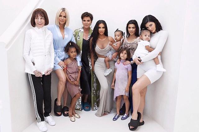 Ким Кардашьян впервые рассказала о новорожденном сыне: