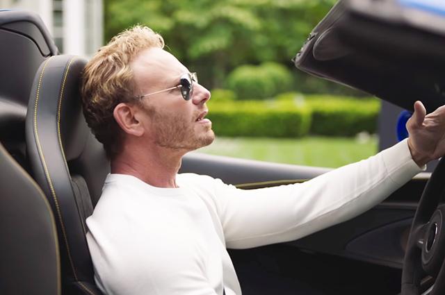 "Йен Зиринг в тизере продолжения сериала ""Беверли-Хиллз 90210"""