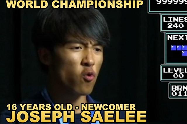 Знакомимся с чемпионом мира по тетрису — 16-летним Джозефом Саили