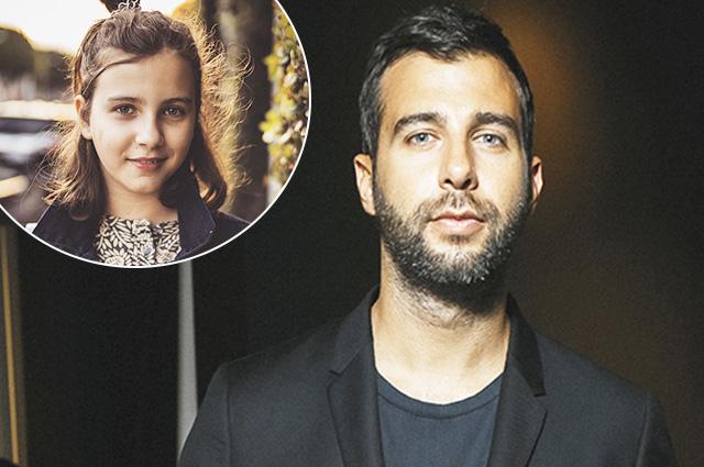 Иван Ургант поделился снимком дочери Нины в день ее 11-летия