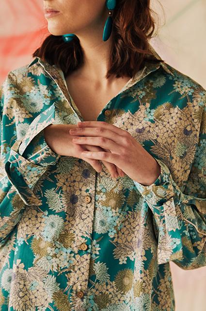 Сафари, круиз, солнце: смотрим новые лукбуки Ulyana Sergeenko, I AM Studio, Ruban и других брендов