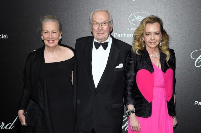 Эмбер Херд, Дита фон Тиз, Анна Нетребко и другие гости вечеринки Chopard Love Night