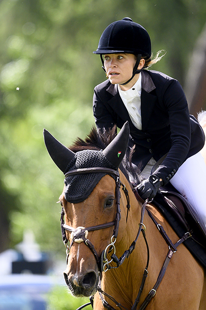 Мэри-Кейт Олсен приняла участие в скачках в Испании