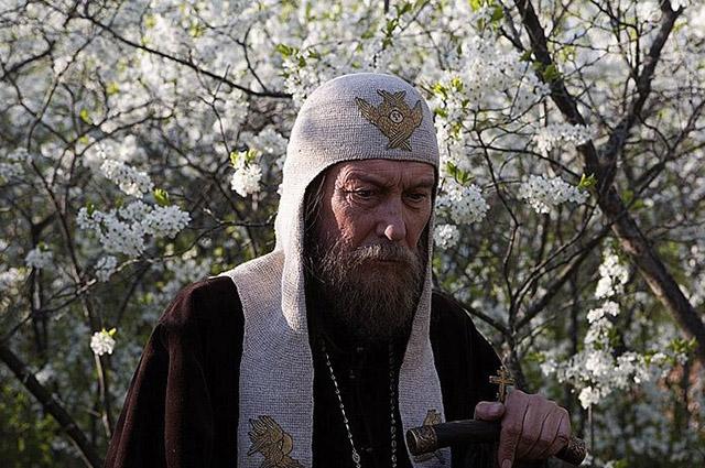 """Олег Янковский. Кадры из фильма """"Царь"""""""