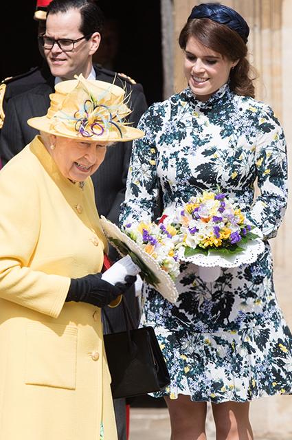 Не всегда первая: Кейт Миддлтон повторила образ 86-летней герцогини Кентской
