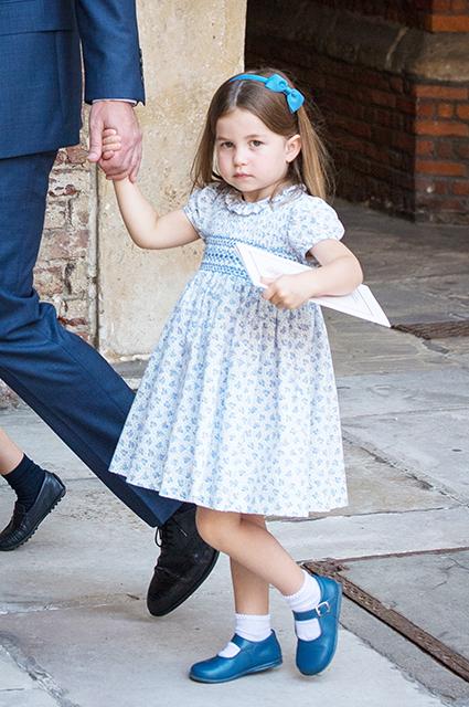 Стало известно, в какую школу этой осенью пойдет принцесса Шарлотта