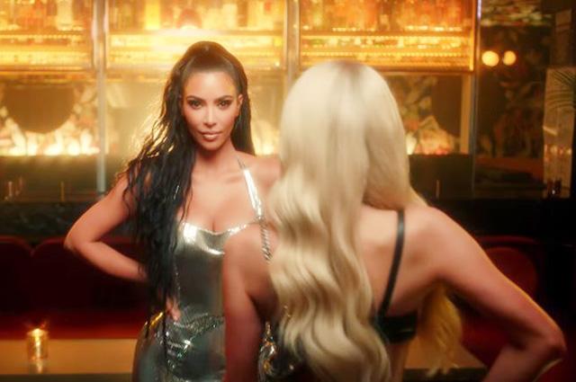 Премьера дня: Ким Кардашьян в клипе Пэрис Хилтон на новую песню Best Friend's Ass