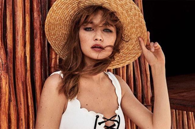 Джиджи Хадид снялась для мексиканской обложки Vogue