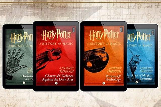Джоан Роулинг выпустит четыре новые книги о вселенной Гарри Поттера
