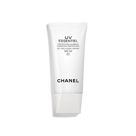 Средство для защиты от негативного воздействия солнечных лучей и агрессивных факторов окружающей среды с SPF 50 UV Essentiel, Chanel