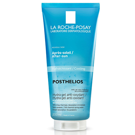 Охлаждающий гель после загара для лица и тела Posthelios, La Roche-Posay