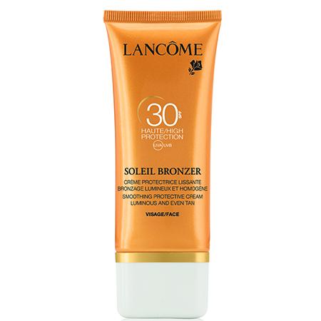 Солнцезащитный крем для лица Soleil Bronzer SPF 30, Lancome