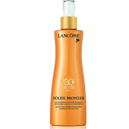 Солнцезащитный спрей для тела Soleil Bronzer SPF 30 Lait-En-Brume, Lancome