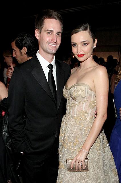 Миранда Керр с мужем