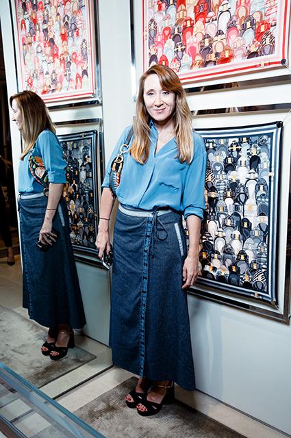 Модный дайджест: Любовь Толкалина на светском коктейле, сумки из рекламных баннеров и другие новости
