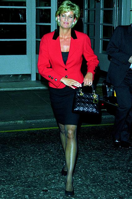 It-вещь: что связывает принцессу Диану и сумку Lady Dior