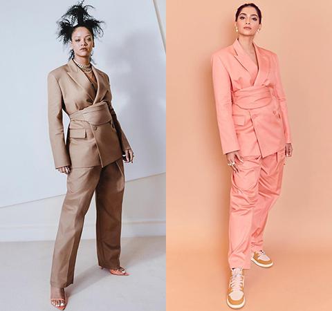 Модная битва: Рианна против Сонам Капур