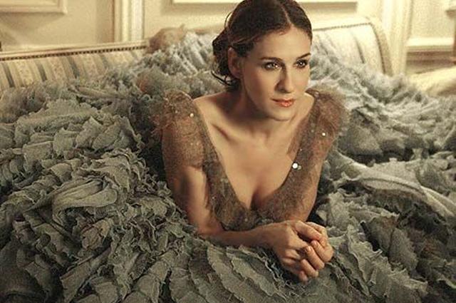 """Сара Джессика Паркер в сериале """"Секс в большом городе"""""""