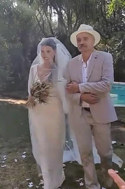 Регина Тодоренко с отцом