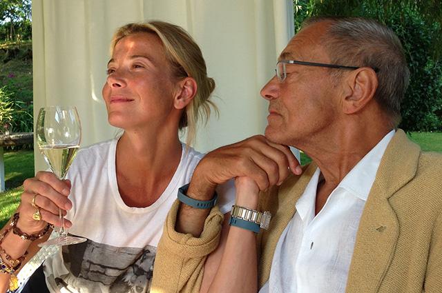 Юлия Высоцкая вспомнила день знакомства с Андреем Кончаловским: