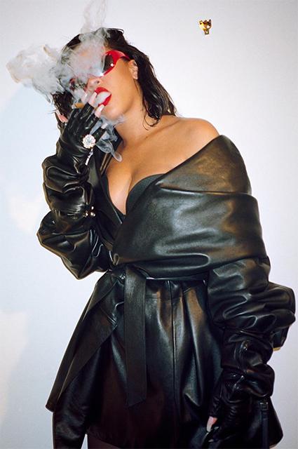 Дым сигарет и