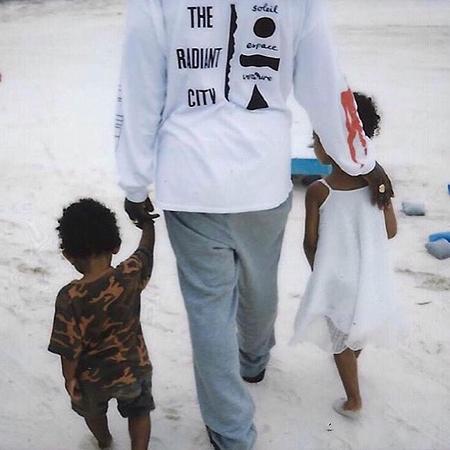 Ким Кардашьян поделилась новым снимком своего младшего сына