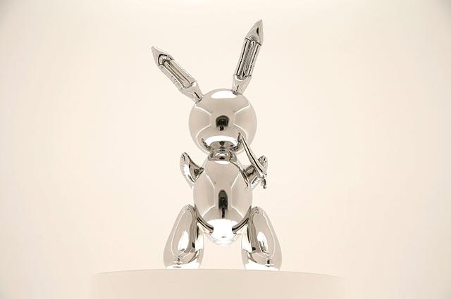 """Скульптура """"Кролик"""""""