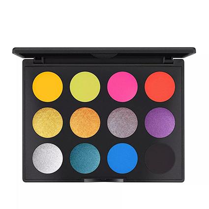 Палетка теней Art Library: It's Designer Eyeshadow Palette, M.A.C