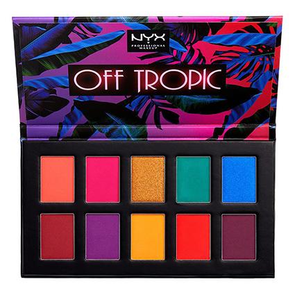 Тени Primal Colors, NYX Professional Makeup
