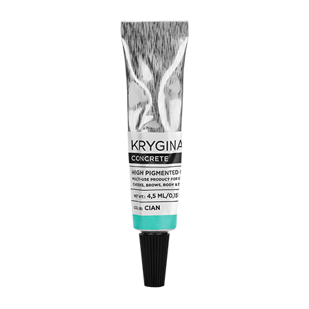Пигмент Concrete, Krygina Cosmetics
